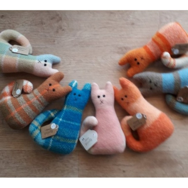 Baby & toys Toys & games Soft toys : Sprout softies Kittens, Soft toys, Kittens