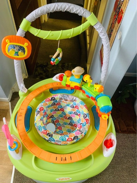 Baby & Toys Baby Prams & Carries : Exersaucer