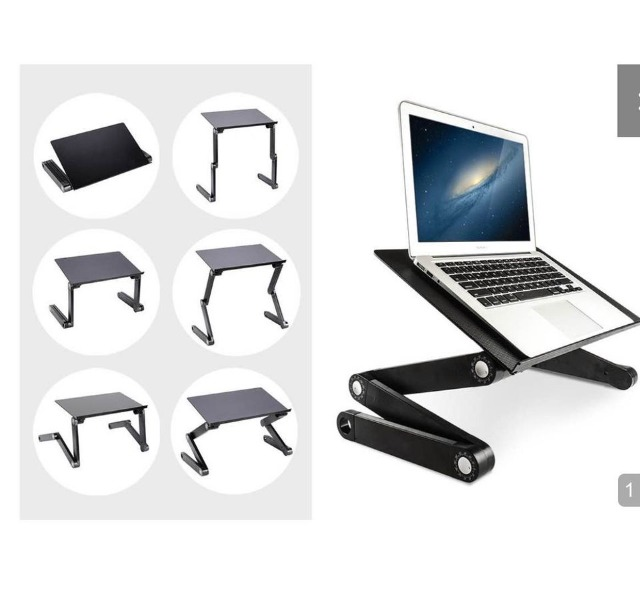 Electronics & Photo Computers & Tablets Laptops : Laptop Stand, Tablet Stand, Rotational Laptop Stand, Adjustable Laptop Stand, Book Stand