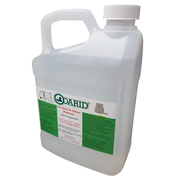Home & Garden Home & Living Cleaning, Laundry & Bins : Odarid Pet Stain & Odour Remover 2 Litre Urine Neutraliser IT ACTUALLY WORKS