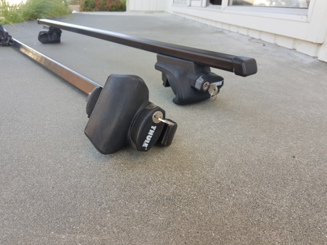 Motors Cars & Parts Parts & Accessories : Thule Roof Racks