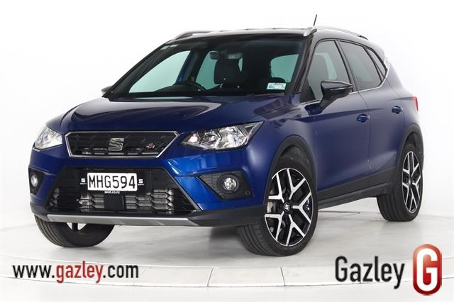 Motors Cars & Parts Cars : 2019 SEAT Arona FR Heated Seats, Adaptive Cruise, Blindspot CarPlay