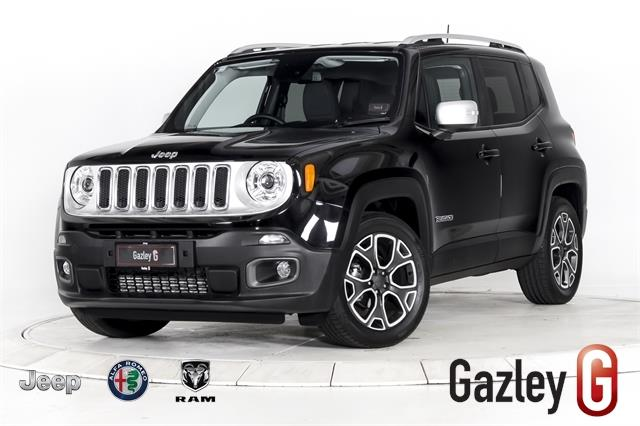 Motors Cars & Parts Cars : 2019 Jeep Renegade Limited Economical, loaded with extras.