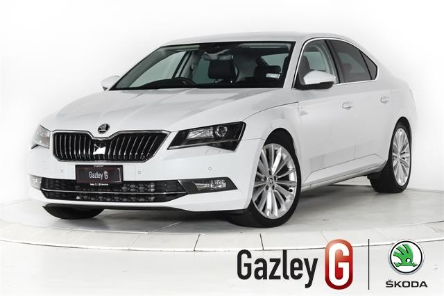 Motors Cars & Parts Cars : 2019 Skoda Superb TSI 162kW 162KW 2.0L Turbocharged, NZ New