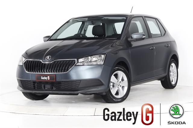 Motors Cars & Parts Cars : 2019 Skoda Fabia Ambition MPI 81kW Balance of 5 Year 150,000km New Vehicle Warranty