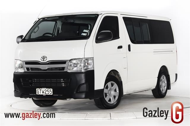 Motors Cars & Parts Cars : 2013 Toyota Hiace ZL Manual ZL 3.0DT Manual Hiace Now Available!