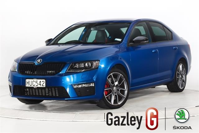 Motors Cars & Parts Cars : 2014 Skoda Octavia RSTSI162KW6DSGL/ 2.0 Vote Gazley Election Sale on Now