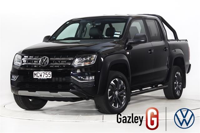 Motors Cars & Parts Cars : 2019 Volkswagen Amarok DC 4M V6 550NM HL 3. 165KW 550NM of Torque, 4 Motion, Dark Label