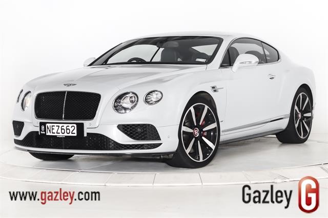 Motors Cars & Parts Cars : 2018 Bentley Continental GT V8S Mulliner Driving Spec, 388kW V8S, Adaptive Cruise