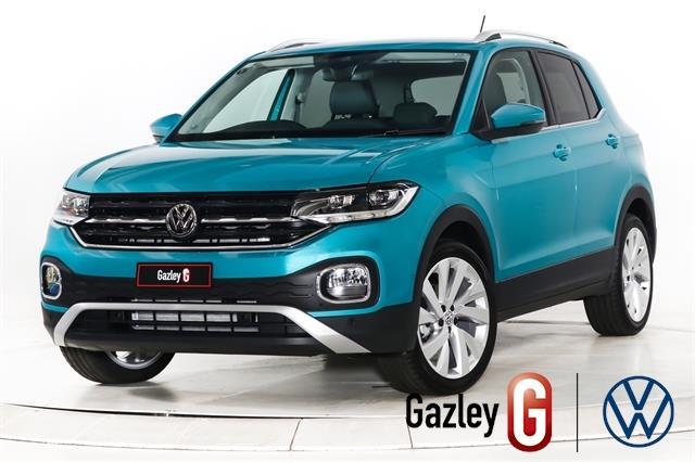 Motors Cars & Parts Cars : 2021 Volkswagen T-Cross TSI Style