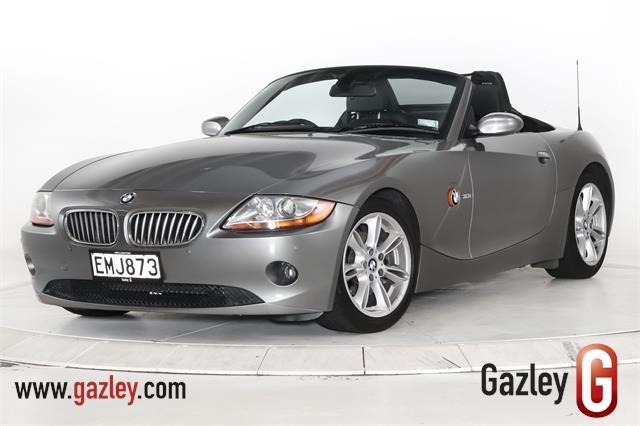 Motors Cars & Parts Cars : 2003 BMW Z4 Summer cruising convertible, 3.0i