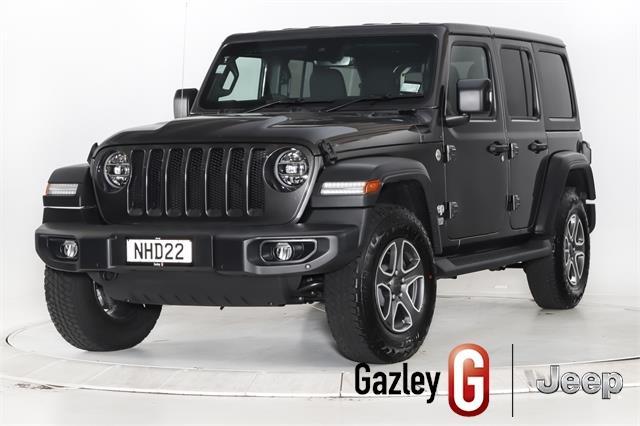 Motors Cars & Parts Cars : 2021 Jeep Wrangler Sport S 4WD Demo Model Sport