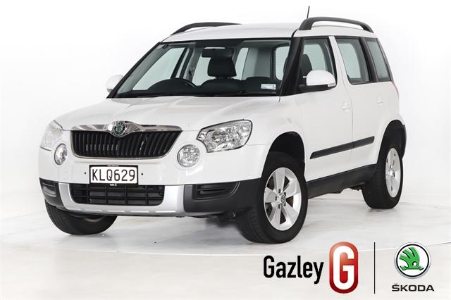 Motors Cars & Parts Cars : 2013 Skoda Yeti TSI NZ New, 77 kW