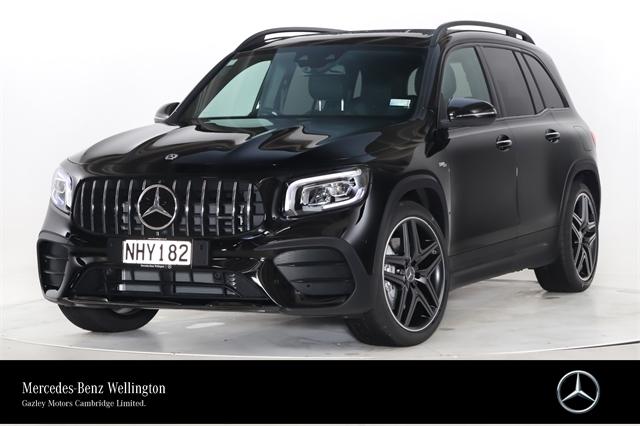 Motors Cars & Parts Cars : 2021 Mercedes-Benz GLB 35 AMG 4MATIC Performance SUV