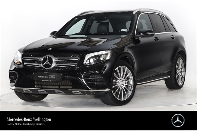 Motors Cars & Parts Cars : 2016 Mercedes-Benz GLC 250d 4MATIC AMG Line, Vision Package