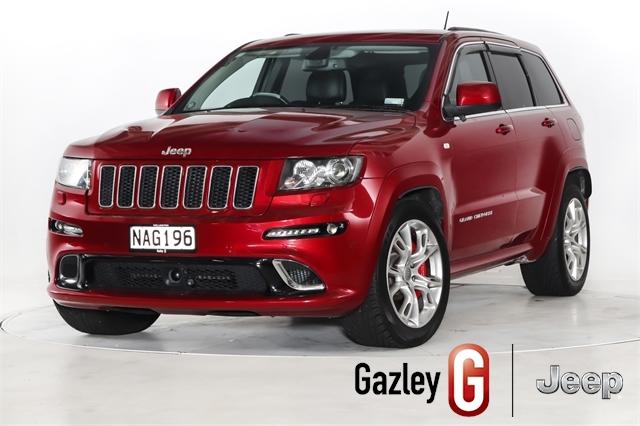 Motors Cars & Parts Cars : 2013 Jeep Grand Cherokee SRT8 6.4 HEMI V8, Low MIleage