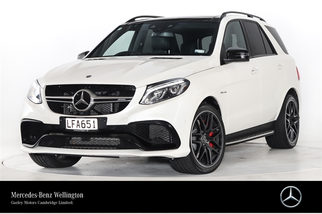 Motors Cars & parts Cars : 2018 Mercedes-Benz GLE 63 S AMG Luxury V8 SUV