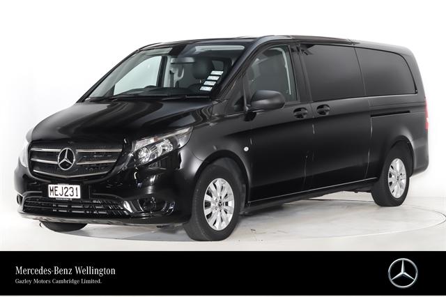 Motors Cars & parts Cars : 2019 Mercedes-Benz Vito 116EL Valente