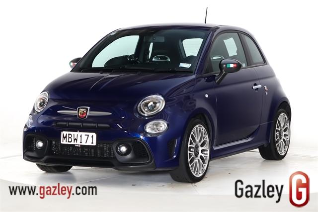 Motors Cars & parts Cars : 2019 Fiat Abarth 595 5sp Manual!!!
