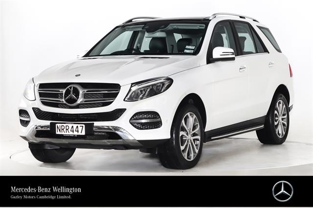 Motors Cars & parts Cars : 2016 Mercedes-Benz GLE 250 d 4MATIC