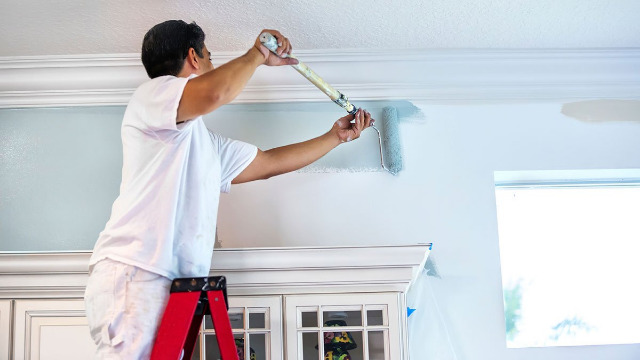 Services Building & renovation Painting : Residential Painting in Auckland - Ph. 021300162