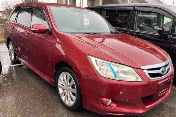 Motors Cars & Parts Cars : 2010 Subaru Exiga  ** COLOURFUL RED**