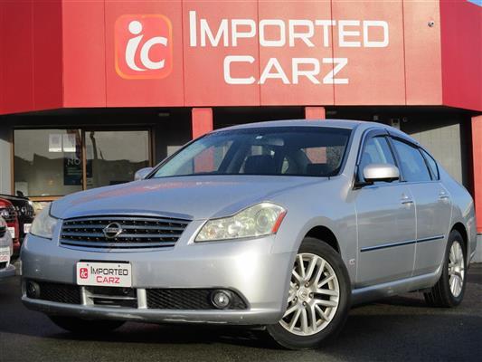 Motors Cars & parts Cars : 2006 Nissan FUGA 250GT***ELECTRIC SEATS + REVERSE CAMERA**