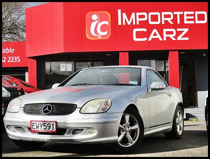 Motors Cars & parts Cars : 2001 Mercedes-Benz SLK 320 Convertible***Alloy Wheels + AUX Connectivity***