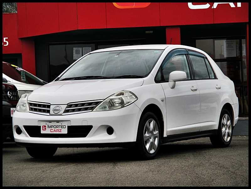 Motors Cars & parts Cars : 2010 Nissan Tiida LATIO 15S**ZERO DEPOSIT FINANCE AVAILABLE**