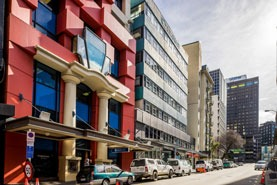 Real estate For rent Commercial & office space : 49 Boulcott Street