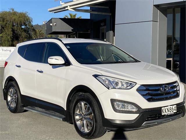 Motors Cars & parts Cars : 2014 Hyundai Santa Fe Elite AWD 2.4L 7 Seater