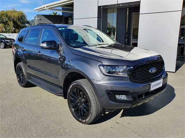 Motors Cars & parts Cars : 2021 Ford Everest SUV SPORT 2.0D 10A Get it on finance! Ask us how.
