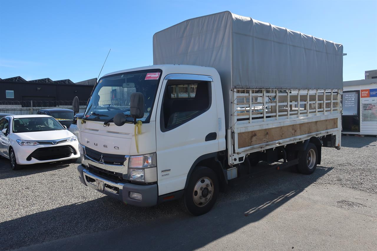 Motors Other vehicles Heavy vehicles : 2011 Mitsubishi Canter powerlift tail gate 3 tonnes 3000cc diesel turbo 5 speed