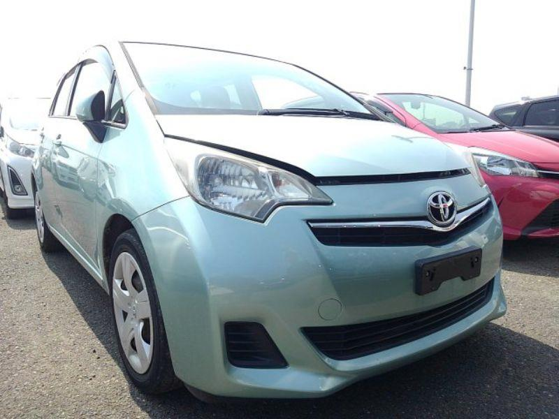 Motors Cars & parts Cars : 2013 Toyota Ractis corolla 1500cc automatic airbags abs high seating