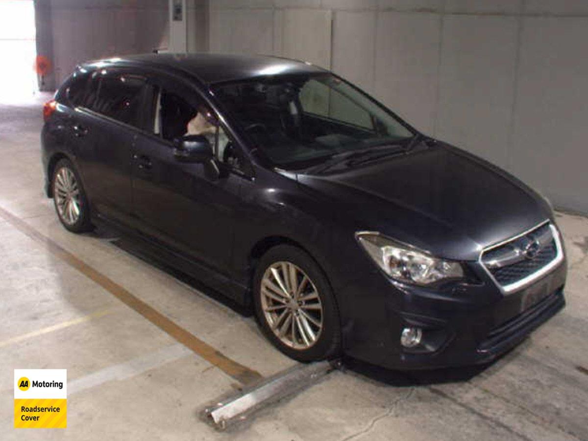 Motors Cars & parts Cars : 2012 Subaru Impreza 2.0 i-S Eyesight / Half Leather Seats