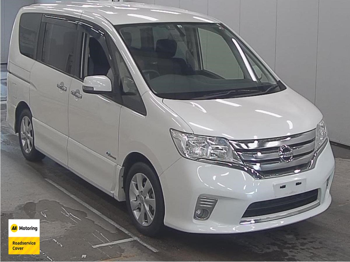 Motors Cars & parts Cars : 2012 Nissan Serena Hybrid Highway Star S