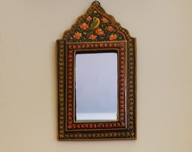 Home & garden Home & living Home decor : Mirror Glass Decoration, Double frame, Brand new, Colorful, Classic Persian Design Mirror