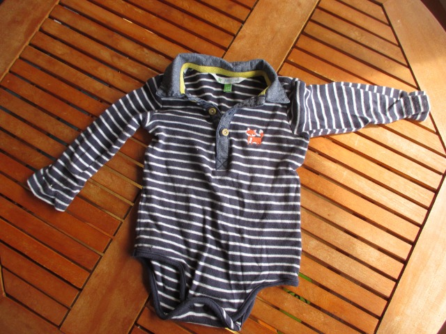 Baby & Toys Baby Clothing : 6-9 months only baby onesie