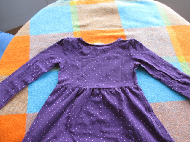 Baby & Toys Baby Clothing : H&M Purple Dress, 2-4 years old, Baby girl second hand dress