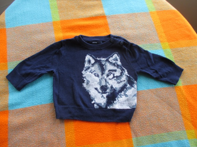 Baby & Toys Baby Clothing : Baby Gap Swater/Jumper. Second hand Knitwear 3-6 months boys