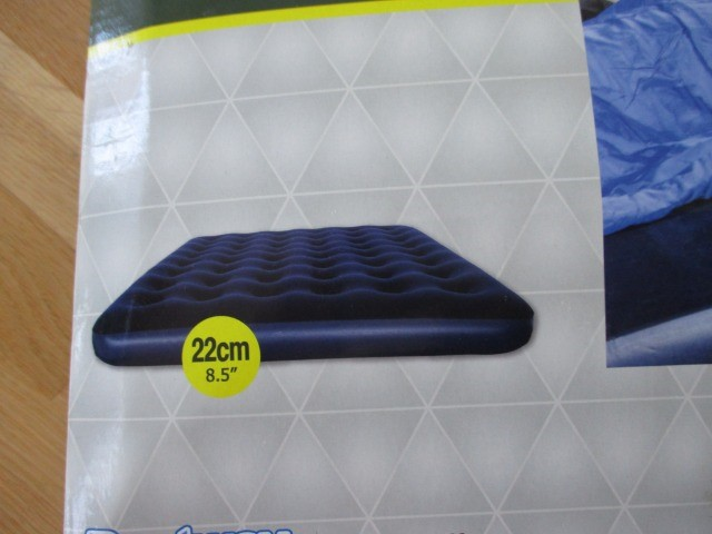 Sports Classified Sports Camping & Outdoors : Pavillo AirBed, Horizon Air Bed, Queen Airbed