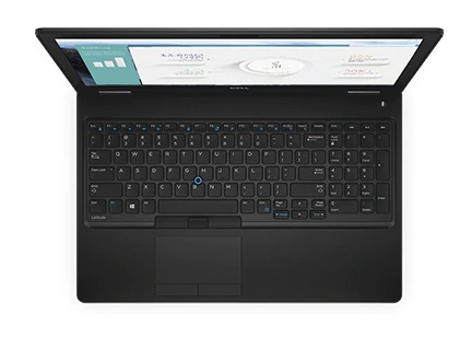 Electronics & Photo Computers & Tablets Laptops : Dell Latitude 5580 15.6 Inch Business Laptop i5-7200U 8GB RAM 500GB HDD Windows 10 Pro - second hand
