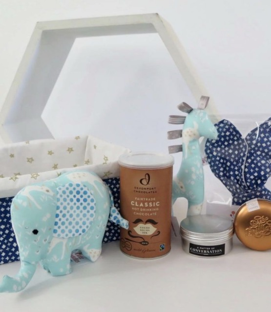 Baby & toys Baby Other : Baby and Mum Gift Hamper, Gift Basket