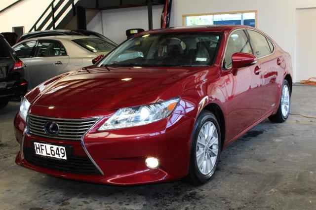 Motors Cars & Parts Cars : 2014 Lexus es300h 2.5PH/HD/SL/4DR/5S