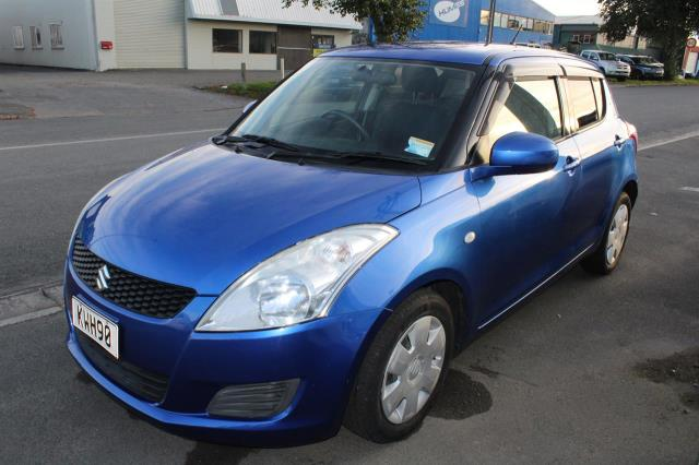 Motors Cars & Parts Cars : 2011 Suzuki Swift New tyres 1.2XG Camchain Low km