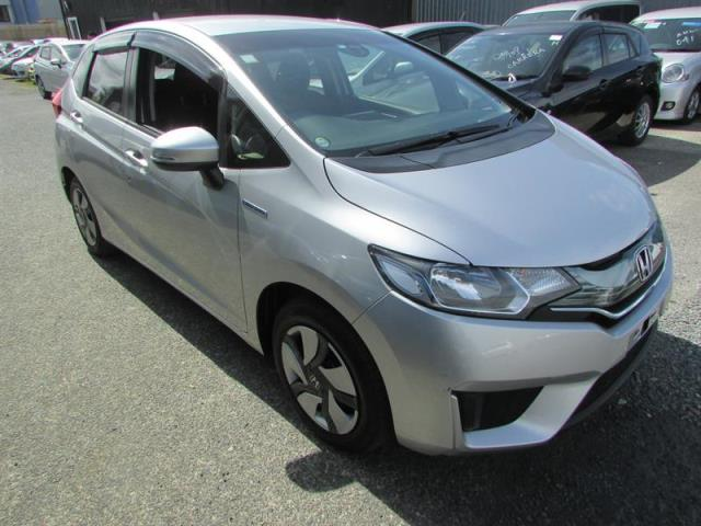 Motors Cars & Parts Cars : 2014 Honda Fit 1.5 HYBRID SMART KEY PUSH START