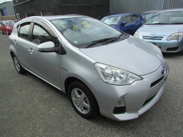 Motors Cars & Parts Cars : 2013 Toyota Aqua HYBRID 1.5 Camchain, Nice Car