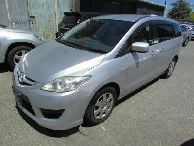 Motors Cars & Parts Cars : 2008 Mazda Premacy 2.0 Camchain 7 Seaters Good km
