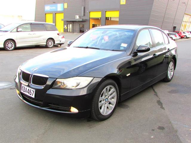 Motors Cars & Parts Cars : 2006 BMW 320i 2.0 Camchain low km in black