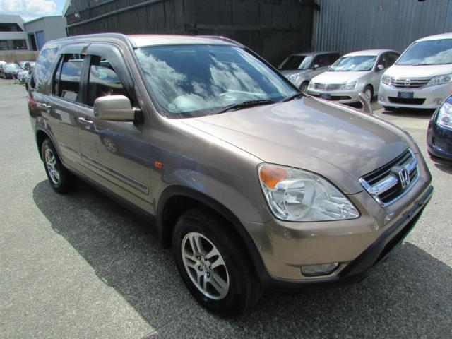 Motors Cars & Parts Cars : 2004 Honda Cr-v 2.0 VTEC CAMCHAIN HALF LEATHER